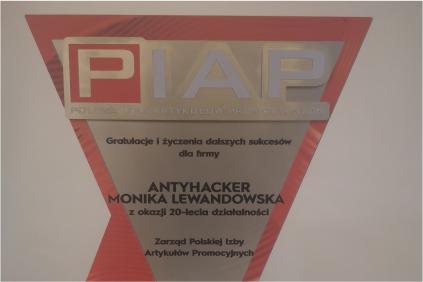 jubileusz antyhacker